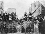 Barricade, Paris 1871